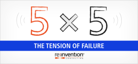 Five by Five / 5×5: The Tension of Failure