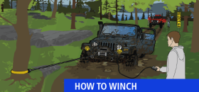 How LEGO Learned How to Winch