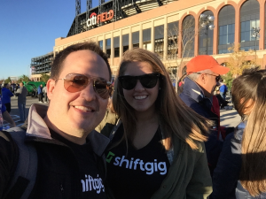 Shiftgig's Team in Action