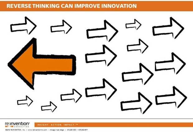 How To Out-Innovate The Competition and Non-Competitors